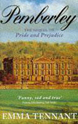 Pemberley By Emma Tennant