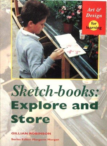 Sketchbooks By Gillian Robinson