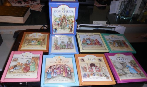 The Story of Jesus Library By Illustrated by Frances Thatcher