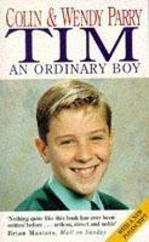 Tim: An Ordinary Boy By Colin Parry
