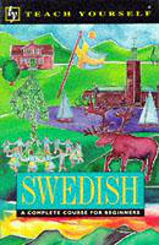Teach Yourself Swedish New Edition: Cassette By Vera Croghan