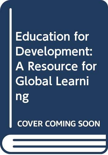 Education for Development By Susan Fountain