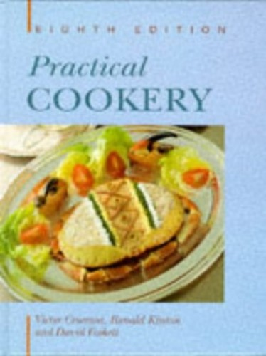 Practical Cookery 8th edn By Victor Ceserani