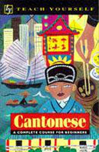 Cantonese by Hugh Baker