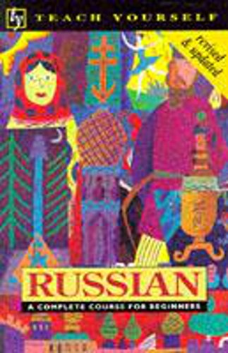 Teach Yourself Russian By Daphne West