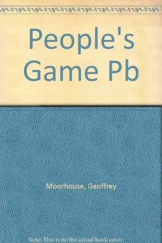 People's Game By Geoffrey Moorhouse