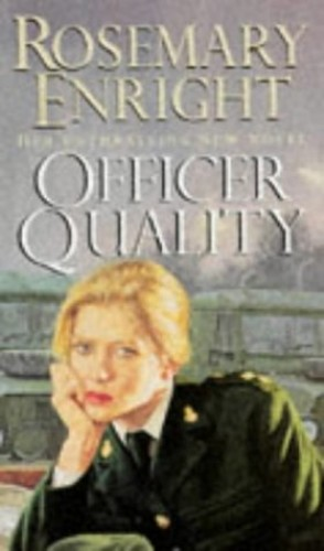 Officer Quality By Rosemary Enright
