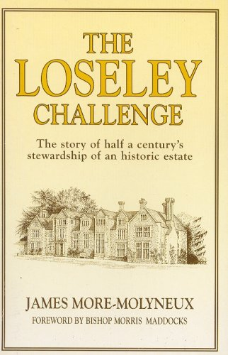 Loseley Challenge By James More-Molyneux (Vice Lord Lieutenant of Surrey)