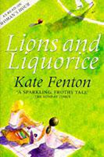 Lions And Liquorice By Kate Fenton