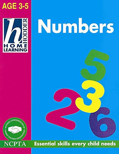3-5 Numbers By Sue Barraclough