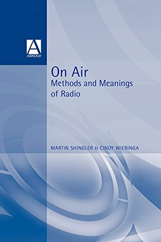 On Air By Martin Shingler