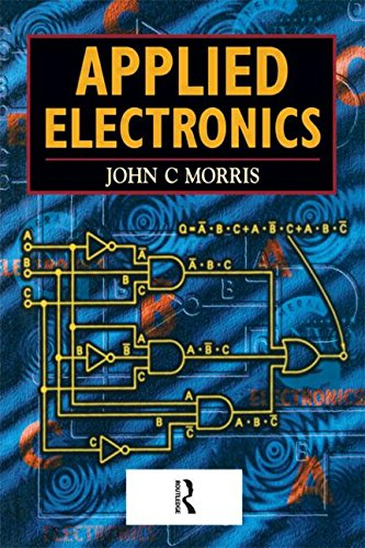 Applied Electronics By John Morris