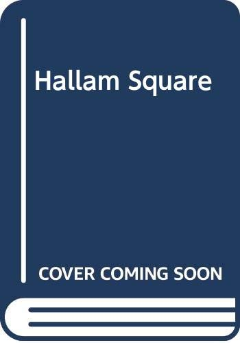 Hallam Square By Anna Jacobs