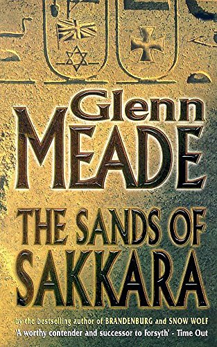 The Sands of Sakkara By Glenn Meade