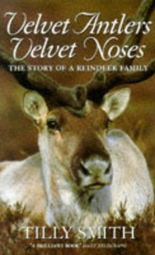 Velvet Antlers, Velvet Noses By Tilly Smith