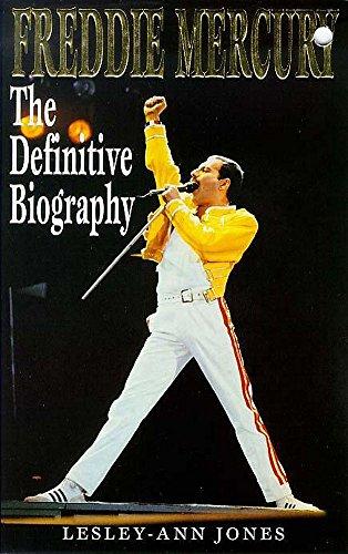 Freddie Mercury By Lesley-Ann Jones