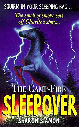 Camp Fire Sleepover 4 By Sharon Siamon