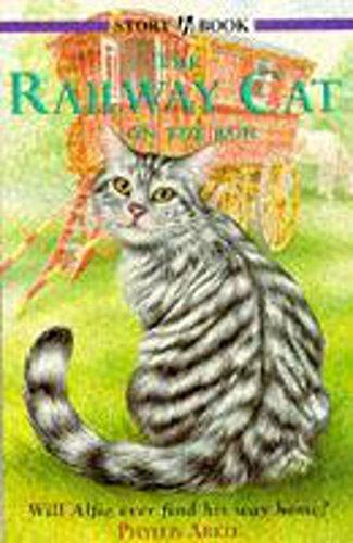 Railway Cat On The Run By Phyllis Arkle