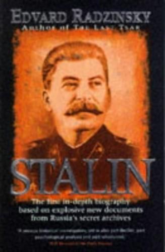 Stalin: A Biography By Edvard Radzinskii