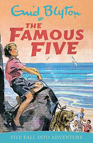Famous Five: Five Get Into Trouble By Enid Blyton
