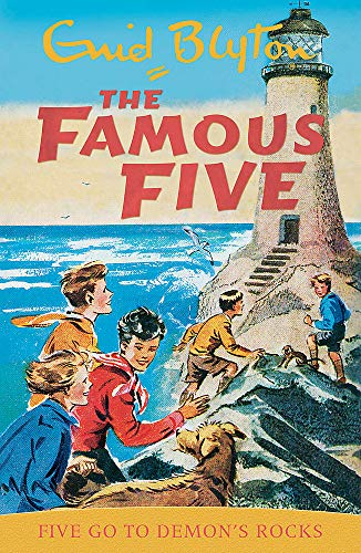 Famous Five: Five Go To Demon's Rocks By Enid Blyton