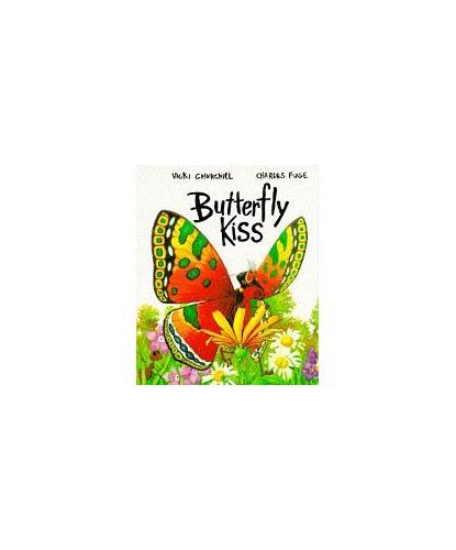 Butterfly Kiss Big Book By Vicki Churchill