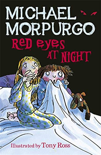 Red Eyes At Night By Michael Morpurgo