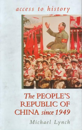The People's Republic of China By Michael Lynch