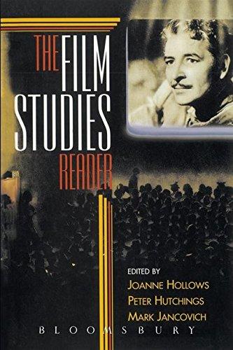 Film Studies Reader By Edited by Peter Hutchings
