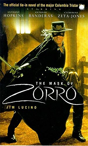 The Mask of Zorro By James Lucino
