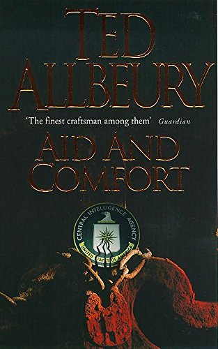 Aid And Comfort By Ted Allbeury
