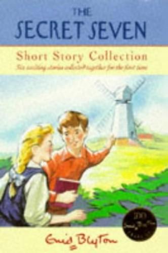 Secret Seven Short Story Collection By Enid Blyton