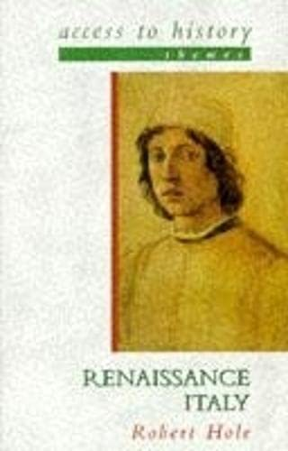 a history of the renaissance in italy
