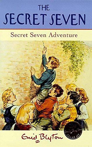 Secret Seven Adventure By Enid Blyton