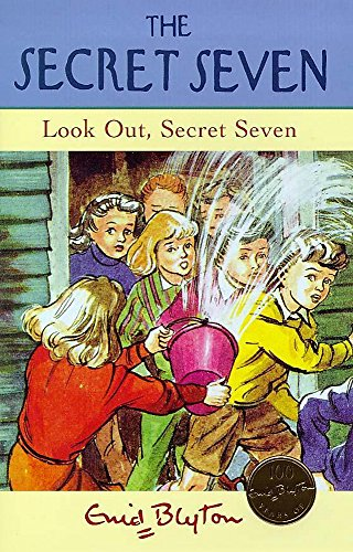 Look Out, Secret Seven By Enid Blyton