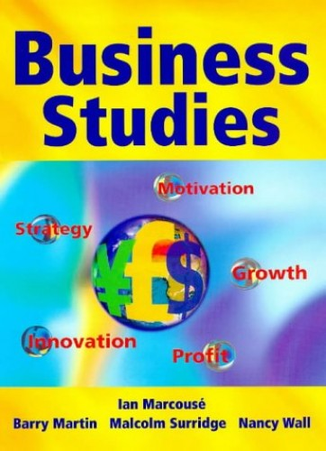 Business Studies By Ian Marcouse