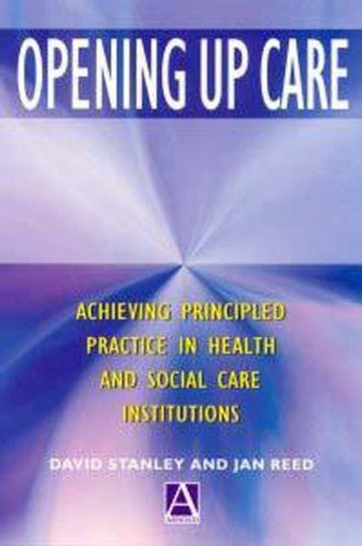 Opening Up Care By Jan Reed