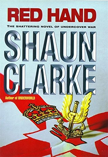 Red Hand By Shaun Clarke