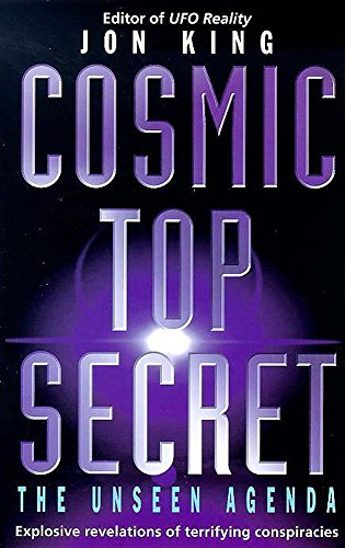 Cosmic Top Secret By Jon King