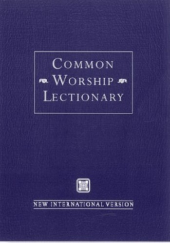 NIV Common Worship Lectionary - Pew Edition By Uk International Bible Society