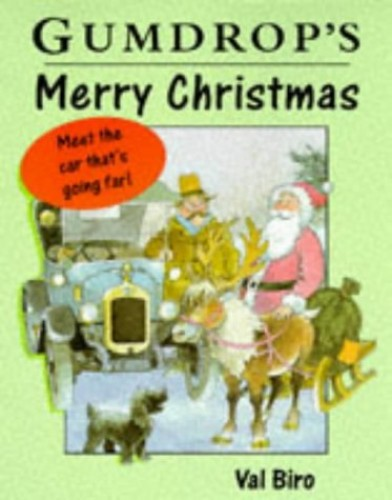 Gumdrops Merry Christmas By Val Biro