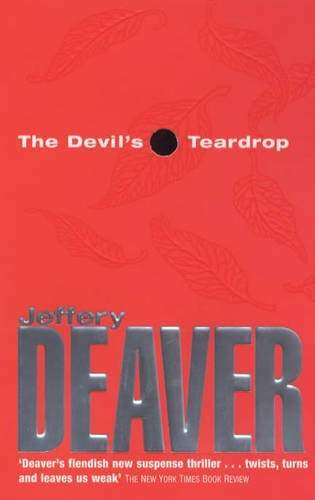 The Devil's Teardrop By Jeffery Deaver