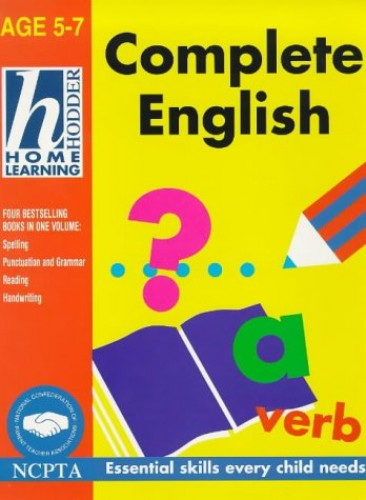 Complete English By Rhona Whiteford