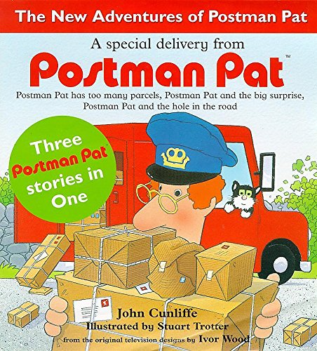 Postman Pat's Special Delivery By John Cunliffe