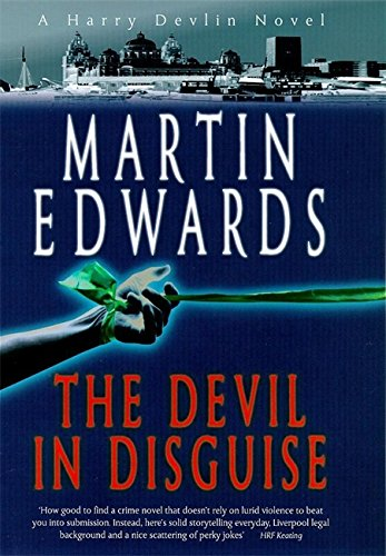 The Devil in Disguise By Martin Edwards