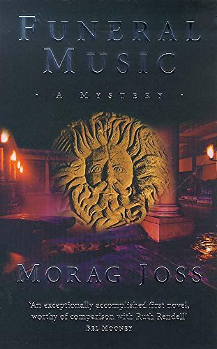 Funeral Music (New English library) By Morag Joss