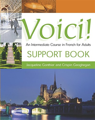 Voici: Coursebook By Crispin Geoghegan