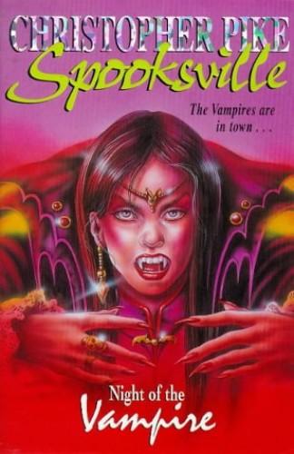Spooksville: Night Vampire By Christopher Pike