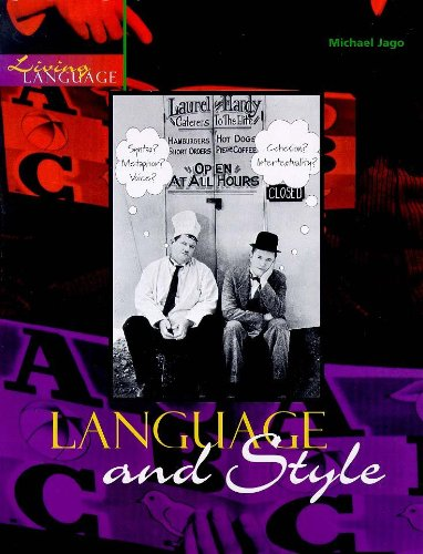 Living Language: Language and Style by Michael Jago