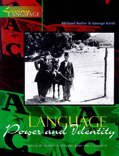 Living Language By Michael Butler